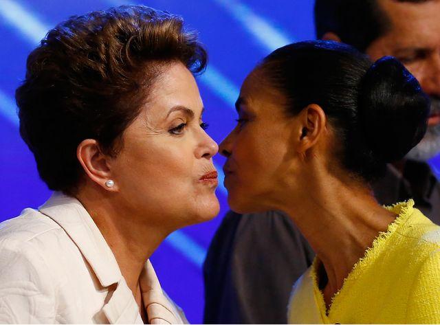L'une de ces deux femmes sera probablement présidente du Brésil lundi