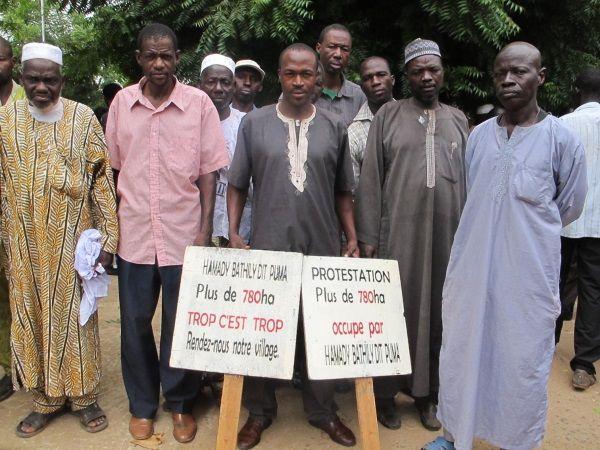 Mali, l'accaparement des terres