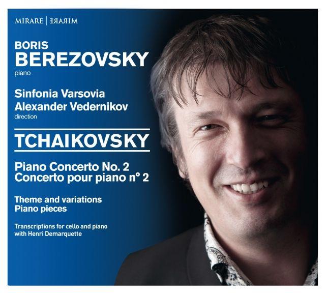 Boris Berezovsky-concerto n°2 Tchaikovsky - Mirare