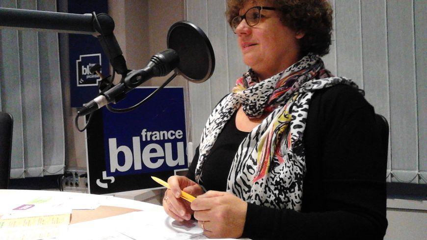 Dominique Pillon, animatrice d'Initiative Somme