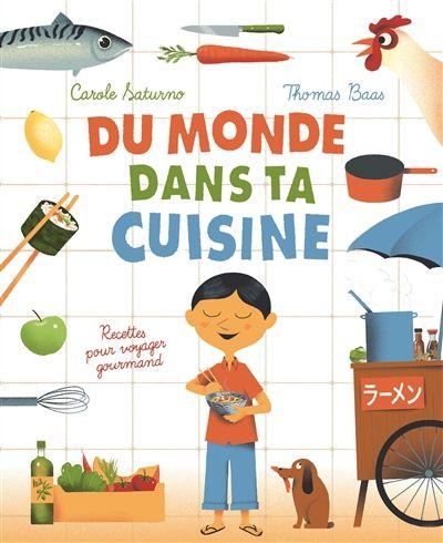 livre du monde ..;cuisine