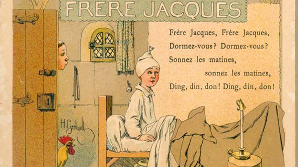 """""""Frère Jacques"""" a été composé par Jean Philippe Rameau !"""