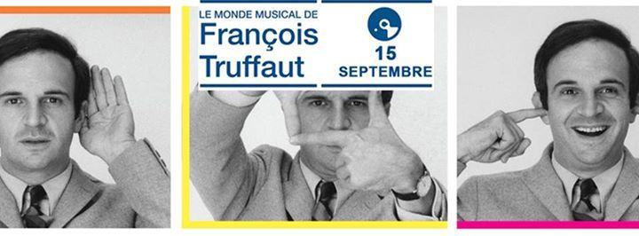 Le Monde Musical de François Truffaut, Coffret 5 CD
