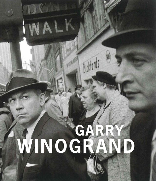 Winogrand catalogue