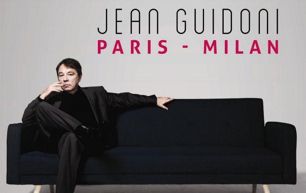 """Jean Guidoni """"Paris-Milan"""""""
