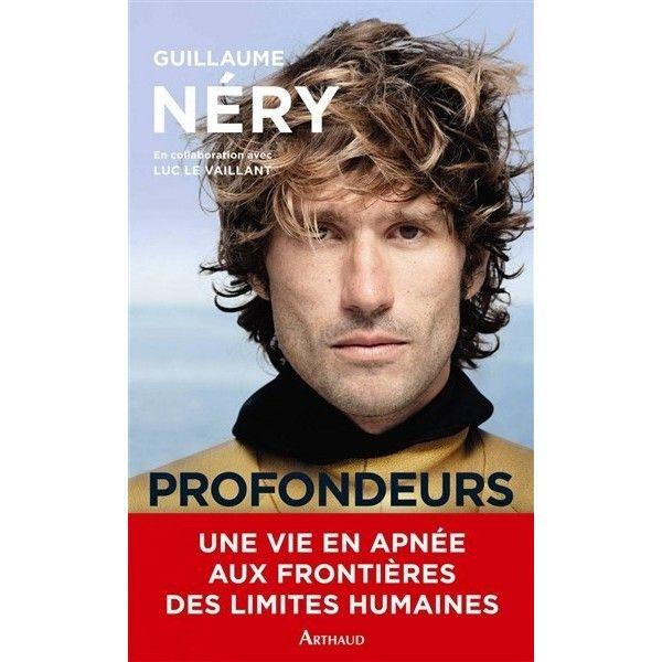 """""""Profondeurs"""" de Guillaume Néry"""