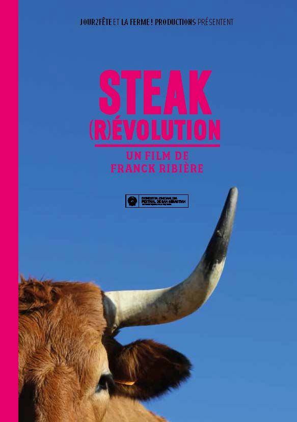 affiche steak revoluion