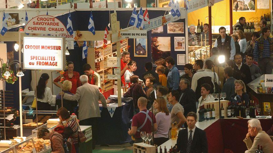 La Foire gastronomique de Dijon. (image d'illustration)