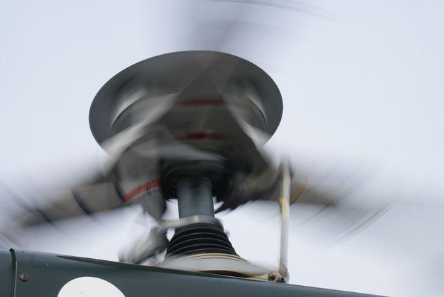 Rotor d'hélicoptère