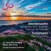 Sir John Eliot Gardiner - Mendelssohn et Schumann