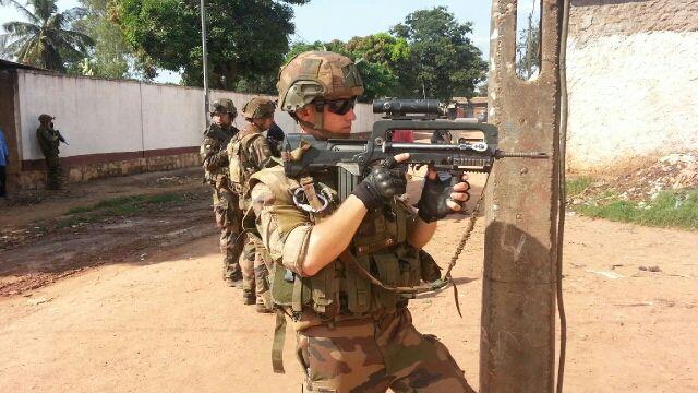 Opération Sangaris, dans le piège de Bangui