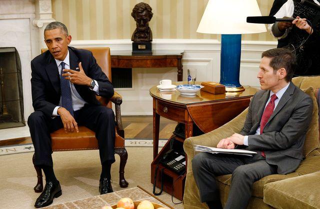 Le président américain a autorisé le Pentagone à envoyer des réservistes en Afrique de l'Ouest