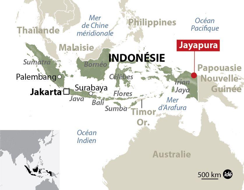 Ouverture du procès de deux journalistes français en Indonésie
