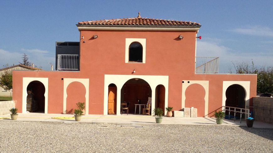 La nouvelle mosquée de Tournon, en Ardèche