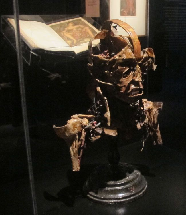 Buste de femme d'Honoré Fragornard