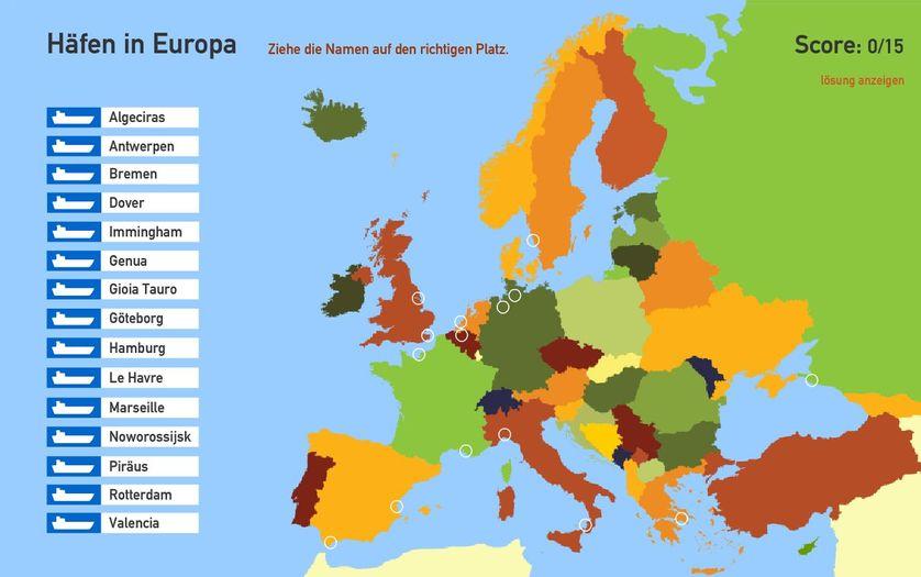 hafen-in-europa