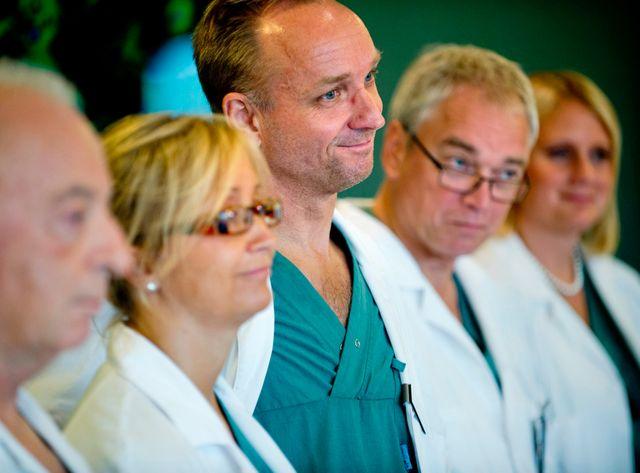 Cette équipe suédois a franchi un cap important dans la lutte contre l'infertilité