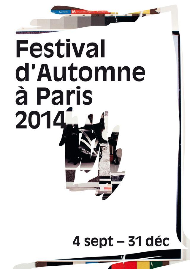 L'affiche du Festival d'Automne