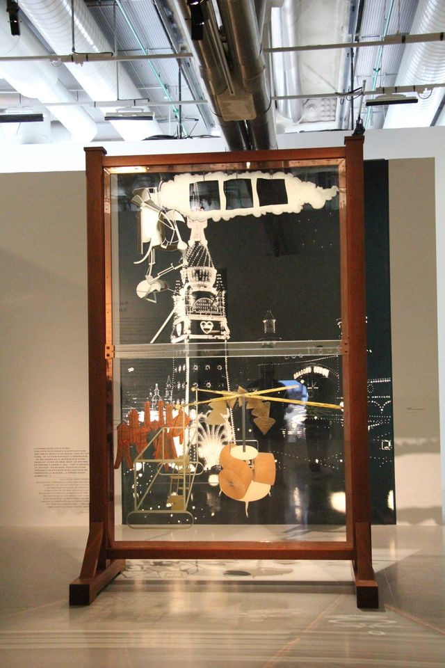Marcel Duchamp - La grand verre