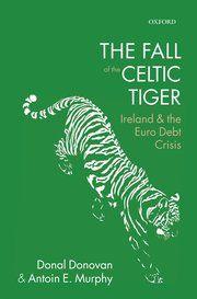 « La chute du tigre celtique » d'Antoin E. Murphy