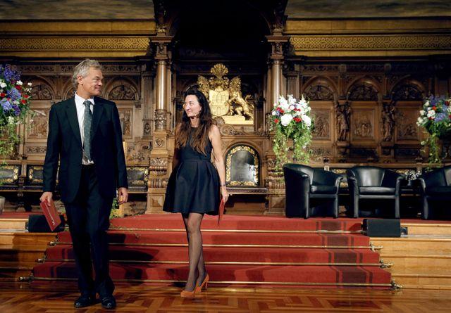 May-Britt et Edvard Moser avaient déjà reçu le prix Koerber 2014