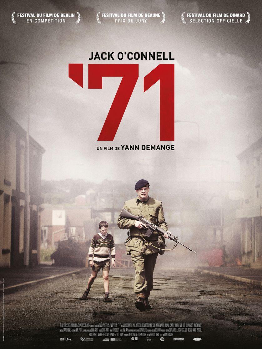 '71 Belfast de Yann Demange