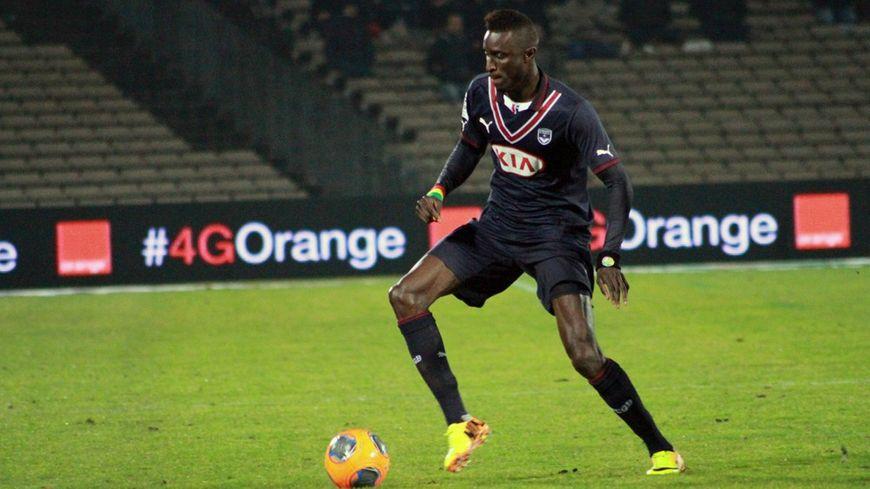 Lamine Sané, le capitaine des Girondins de Bordeaux