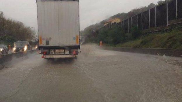 L'aurotoute A47 entre Saint-Etienne et Lyon est coupée depuis 16h30