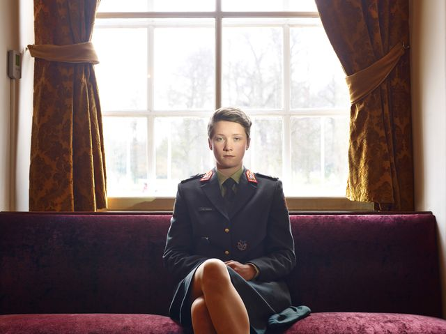 Pays-Bas-Académie Royale militaire, Breda @Paolo Vezone/Agence VU