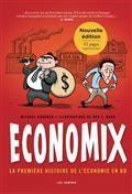 Economix : la première histoire de l'économie en BD