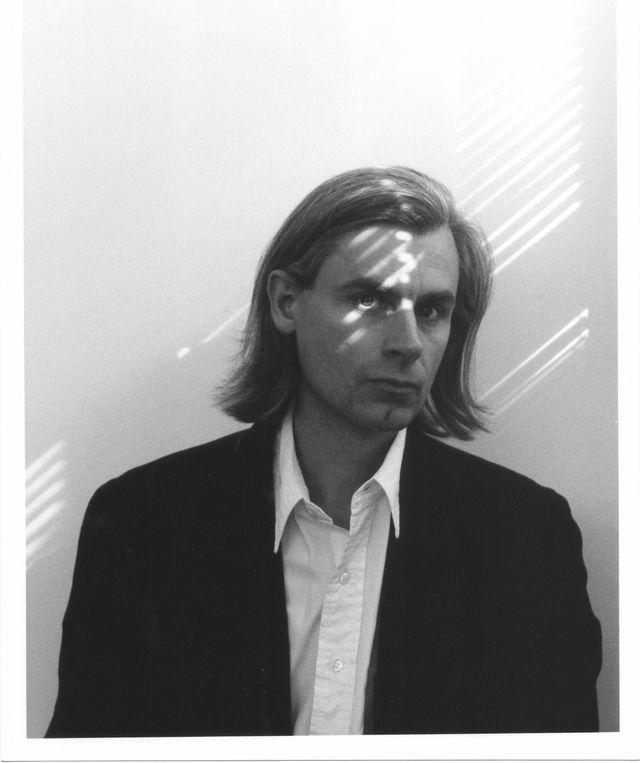 Martin Crimp, dramaturge britannique