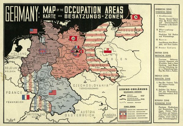 40 Jahre lang existierte die Deutsche Demokratische Republik (DDR)