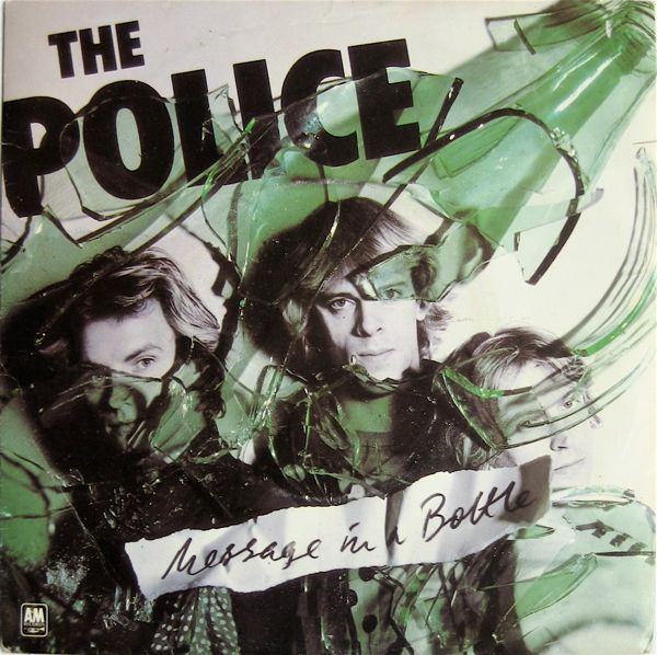 The Police - 'Message in a Bottle'