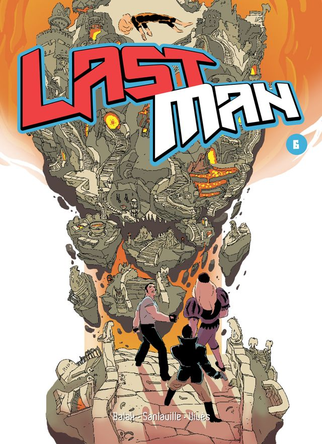 Last Man - couverture tome 6