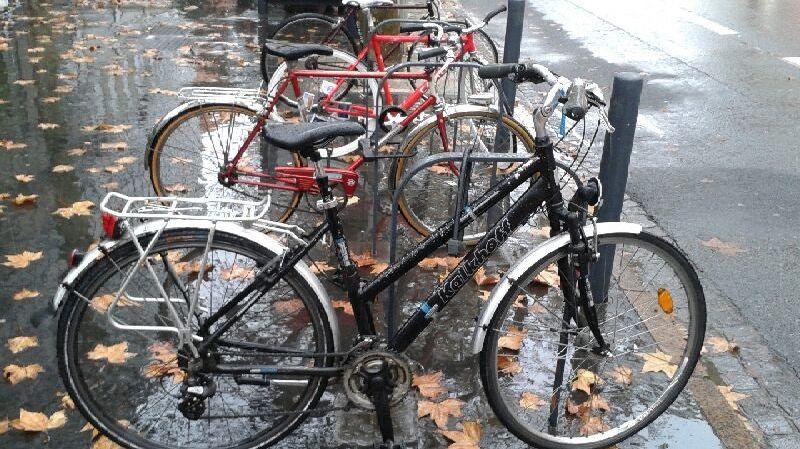 FBtoulouse  stationnement de vélos
