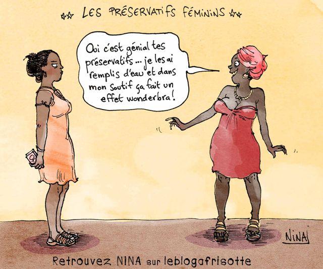préservatif féminin