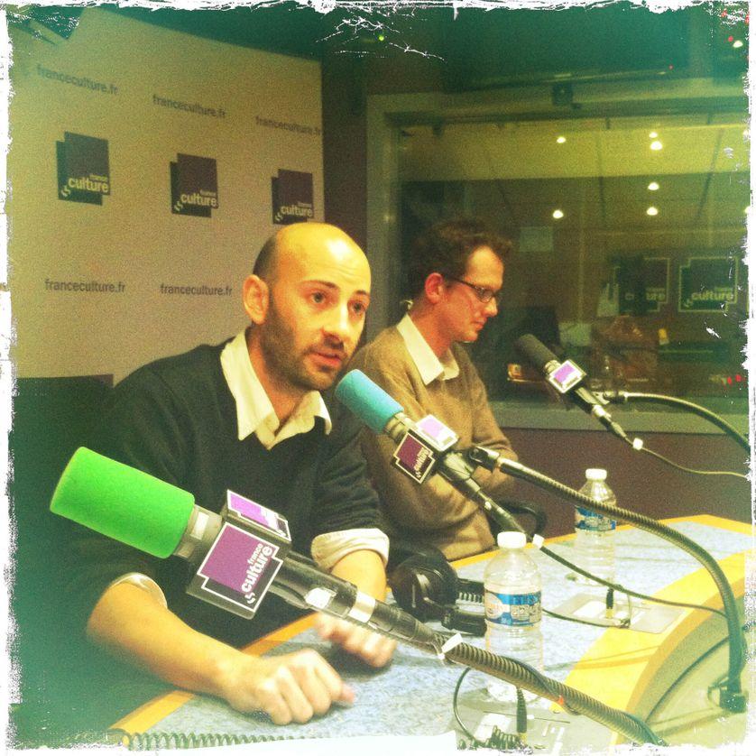 Pierre Puchot, Christophe Cotteret