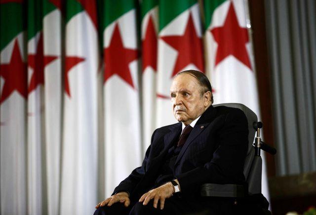 Bouteflika est à la tête de l'Etat algérien depuis 1999