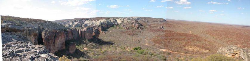 Bocquirao da Pedra Furada, Brésil