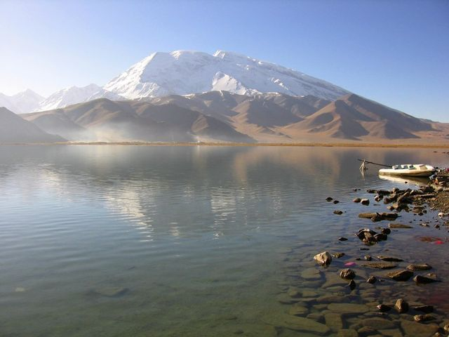 Lac de Karakul