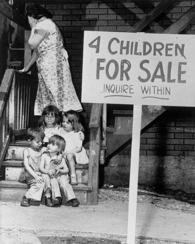4 enfants à vendre, Chicago, Illinois
