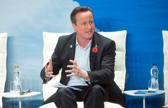 Cameron a réussi à convaincre les ministres européens des Finances