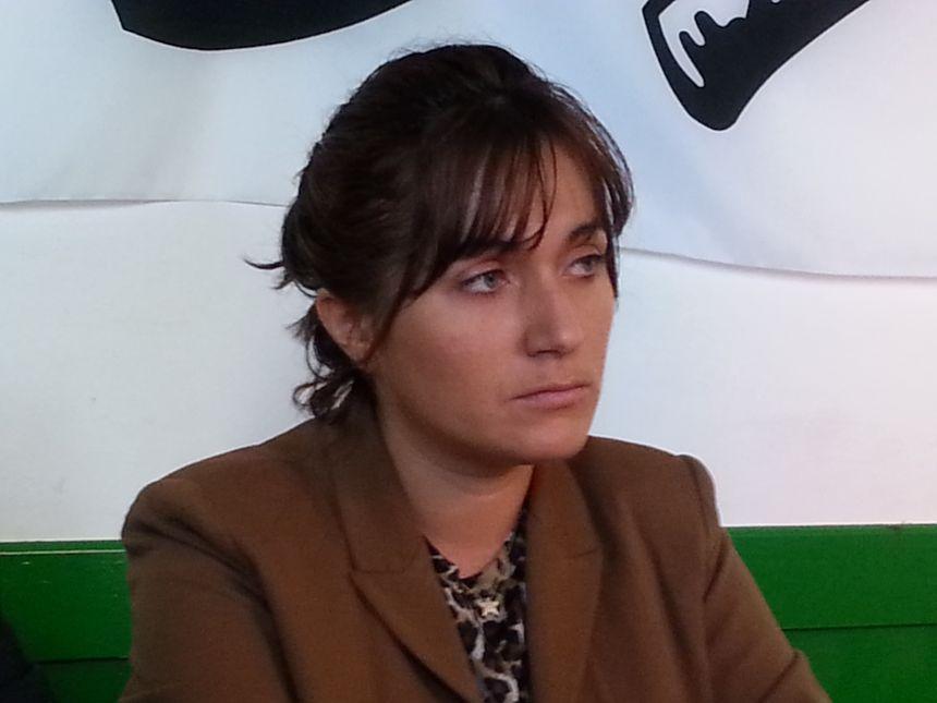 Josepha Giacometti (Photo Patrick Rossi)