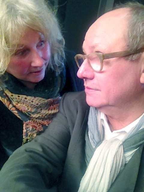 yolande moreau - Jérôme Deschamps