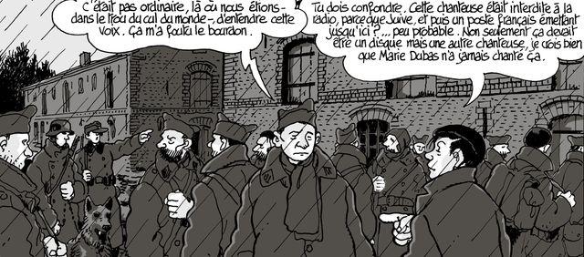 Case page34 - StalagIIB - Jacques Tardi
