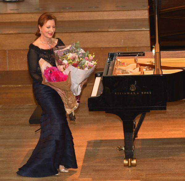 Muza Rubackyte en récital (Catherine Kaufmann-Saint-Martin)