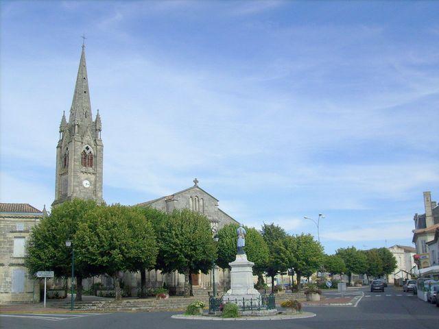 Saint-Ciers-sur-Gironde (Gironde)