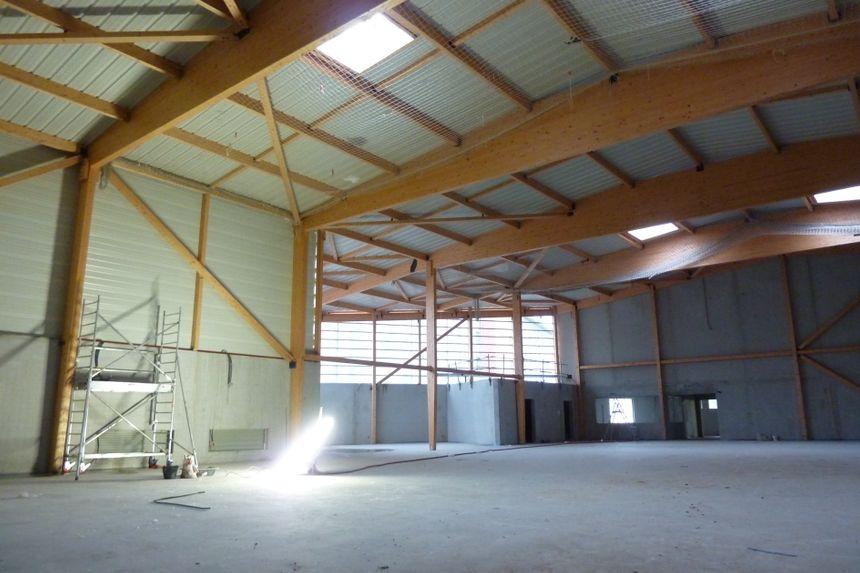 Visite guidée de la future prison de Valence