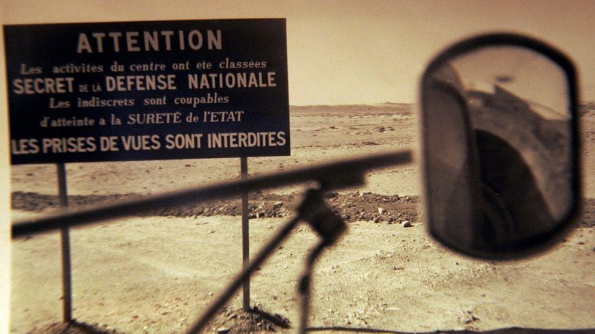 Dans le sud du Sahara Algérien, dans les années 60