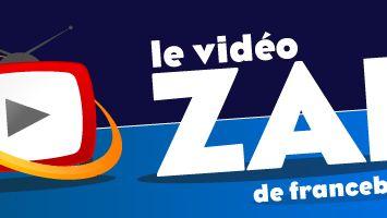 Le Vidéozap, tous les vendredis sur Francebleu.fr